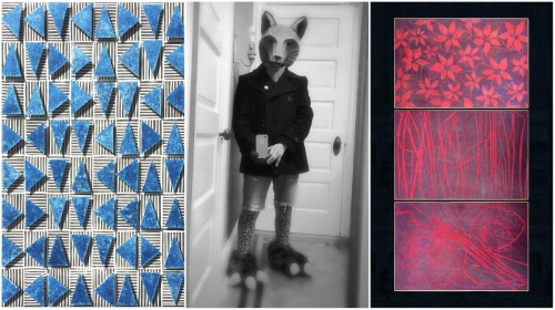 FEATURED POST EXHIBITION : Bill Brookover, Elena Bouvier, PD Packard