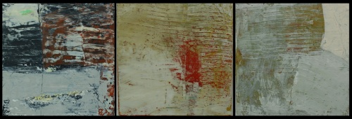 Donna Quinn Paintings (Rebel, Reject, Resist)