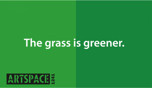 Call for Entries  : the grass is greener