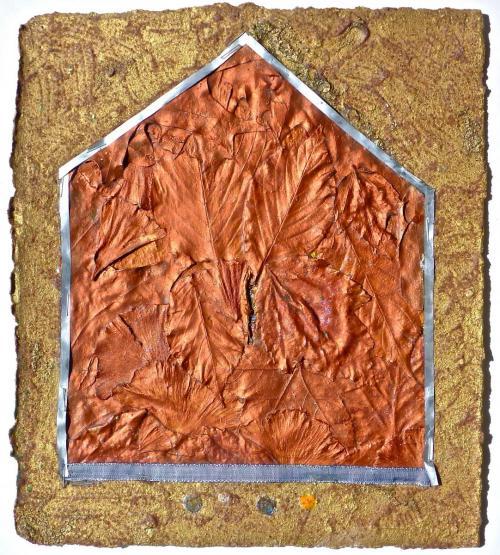 Leafy Dwelling by Carol Philips