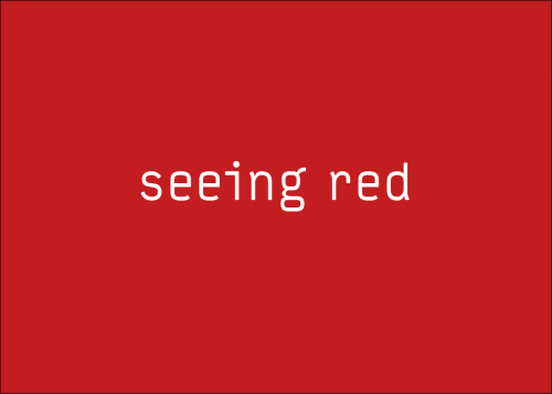 Seeing Red Juried Show by Heavy Bubble websites for artists