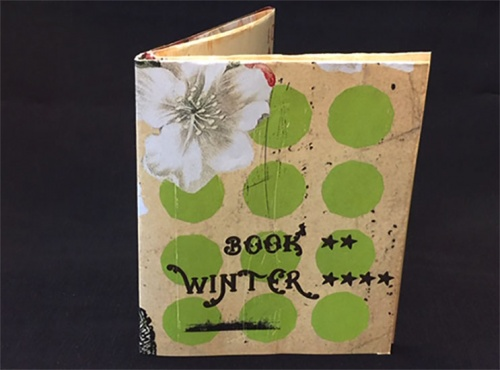 Book #2, Winter 2020 front cover