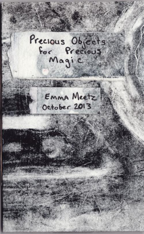 Precious Objects for Precious Magic by Emma Meetz