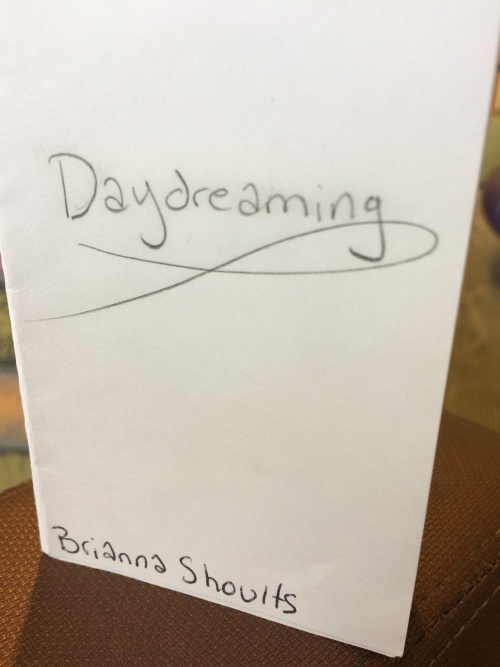 Daydreaming by Brianna Shoults for Ritual single-sheet book show