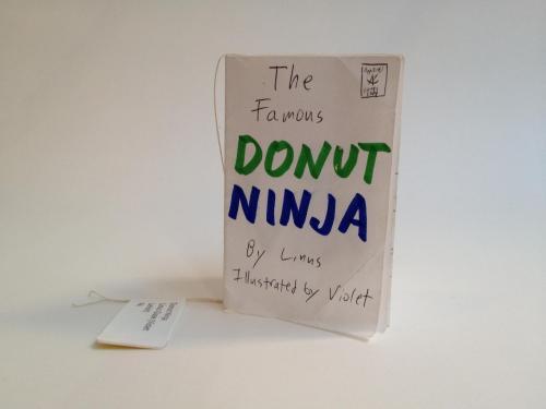 Donut Ninja by Linus Glaze