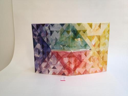 Book in Book Ritual by Jeane Alison Cohen