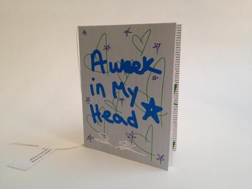 A Week in My Head by Samantha Hopper
