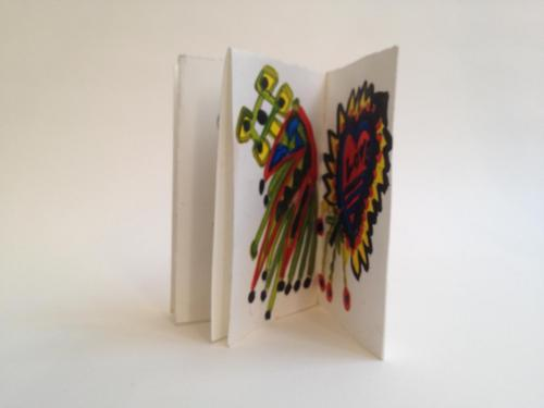 Abstract Book #2 by Queen Nancy Bel