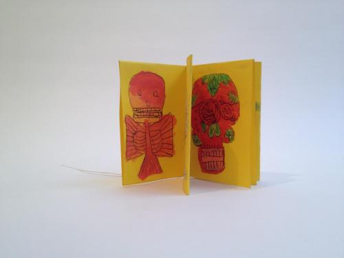 Day of the Dead Book by Arthur (Eric) Stewart