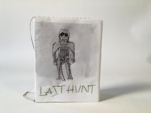 Last Hunt by Running Wolf