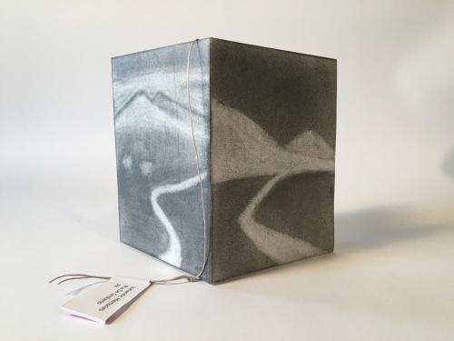 A small book Icelandic Memories by Pia De Girolamo