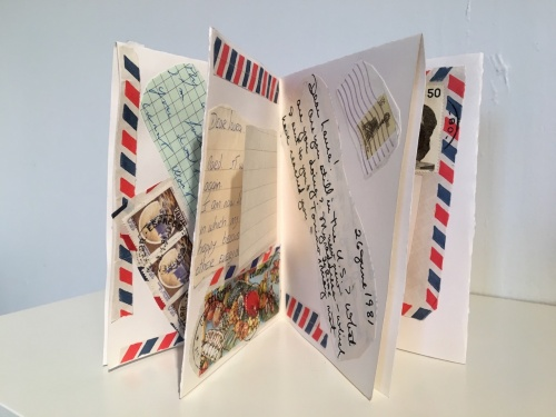 Epistolary  by Laura Marconi