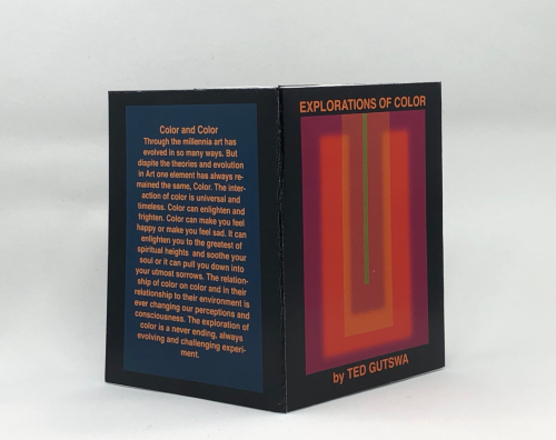 Explorations of Color by Ted Gutswa