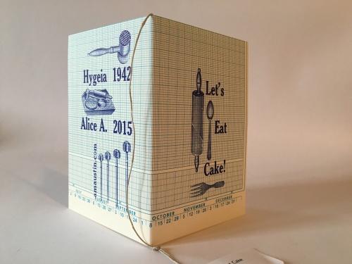 Let's Eat Cake by Alice Austin