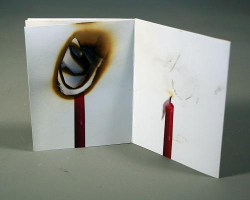 Burning  by Katie Marter (Clarke University)