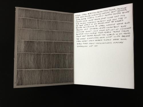 Ritual Book IV pages 6,7 by John Dickerson