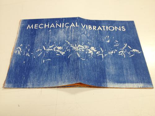 MECHANICAL VIBRATIONS by Kyle Peets