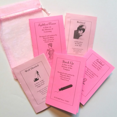 Women's Health and Fashion Zines