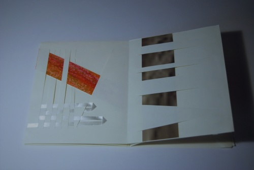 interior pages of SLITS