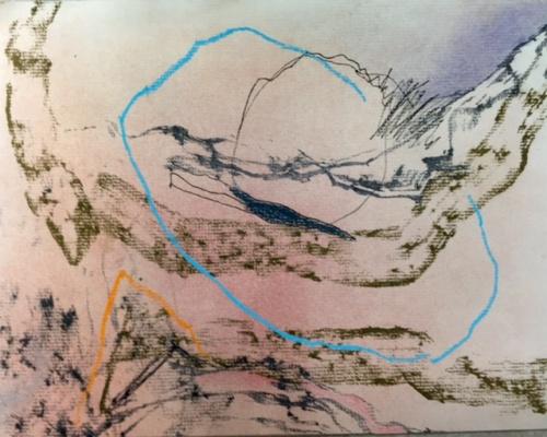 GLIMPSE - by Marjorie Grigonis