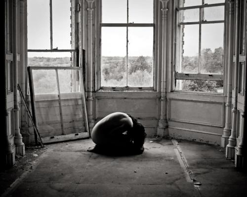 Supplication - photograph by Sarah R. Bloom