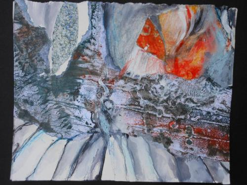 Flames by Demetra Tassiou Panidis