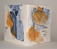 Notion no. 57: heard, a ritual mediation book of type and painting