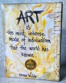 Art Ritual  by Diana Russo