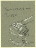 prayer, judaism, pencil drawing