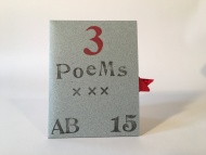 Agustin Bolanos,  3 Poems sleeve