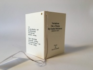 Six Little Poems in a small book by Eric Edwards
