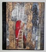 Scarscape#2 by Arlene Gale Milgram