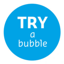 TRY a bubble - heavybubble websites for artist